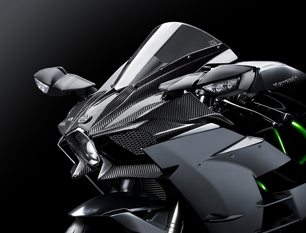 2017 Kawasaki NINJA H2 Carbon in Harrison, Arkansas