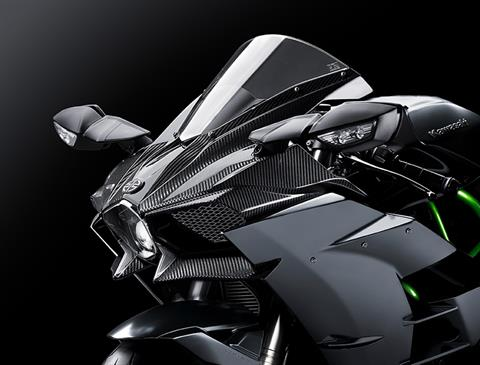 2017 Kawasaki NINJA H2 Carbon in Louisville, Tennessee