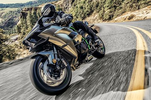 2017 Kawasaki NINJA H2 Carbon in Colorado Springs, Colorado