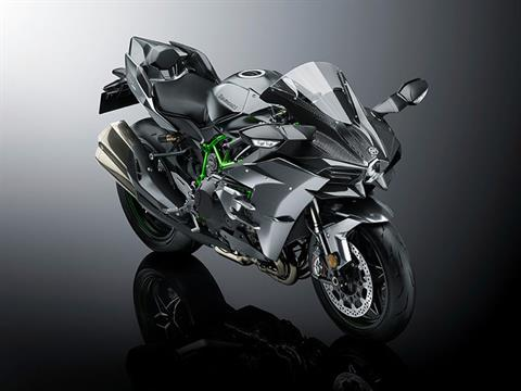 2017 Kawasaki Ninja H2 Carbon in La Marque, Texas - Photo 4
