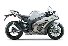 2017 Kawasaki NINJA ZX-10R in Ashland, Kentucky
