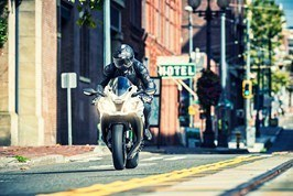 2017 Kawasaki NINJA ZX-10R in Johnstown, Pennsylvania