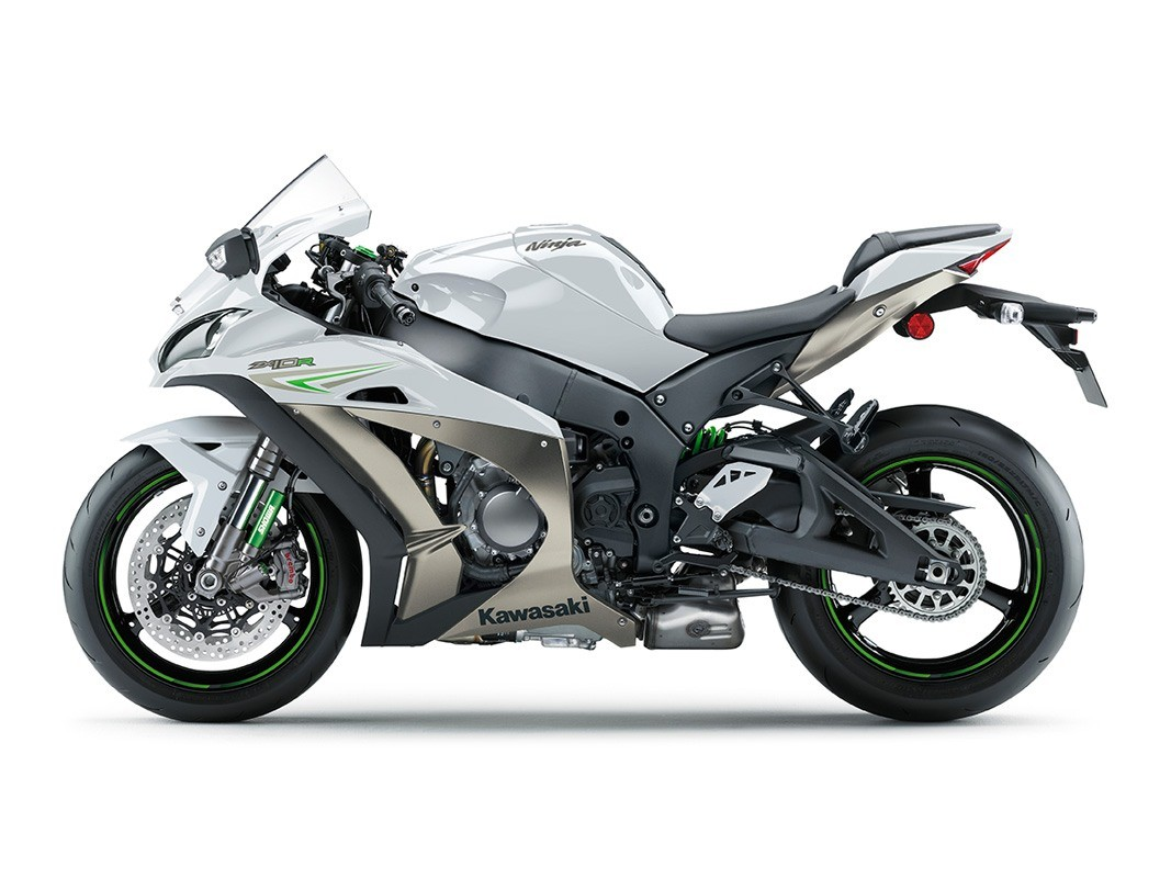 2017 Kawasaki NINJA ZX-10R ABS in Traverse City, Michigan