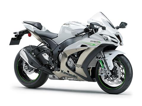 2017 Kawasaki NINJA ZX-10R ABS in Winterset, Iowa