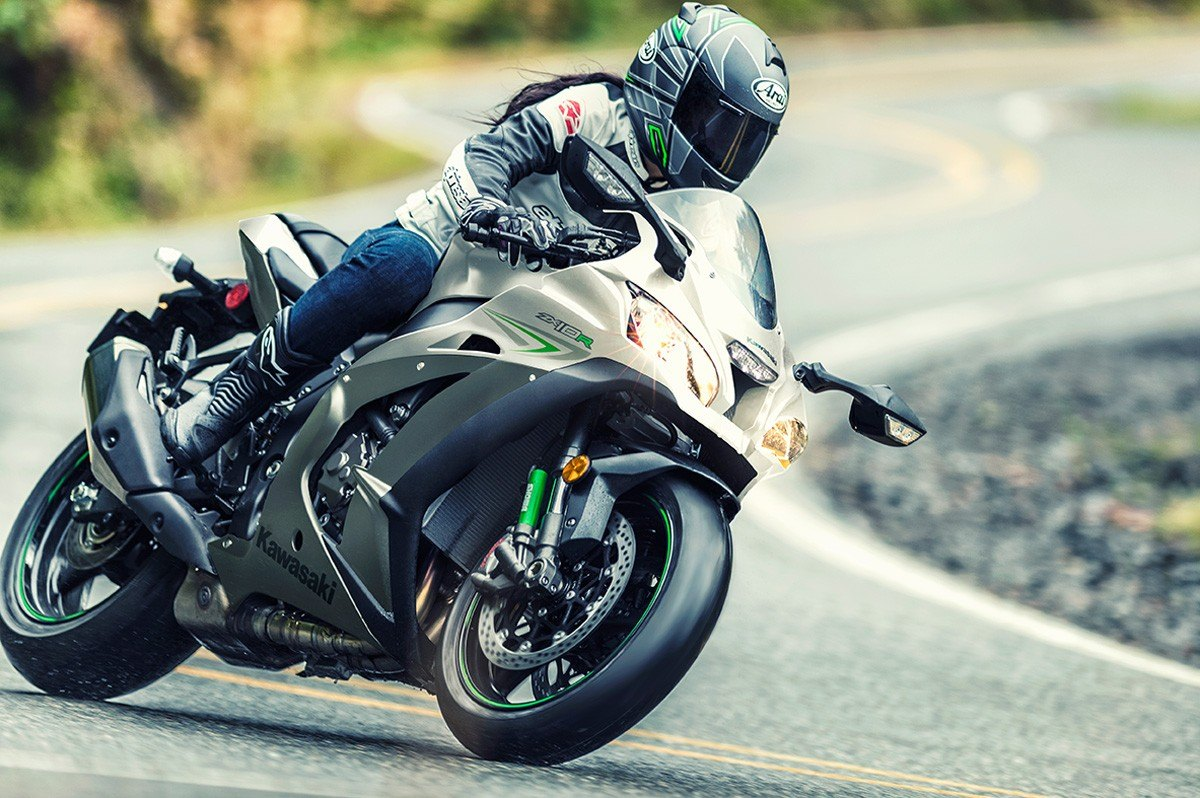 2017 Kawasaki NINJA ZX-10R ABS in Greenville, South Carolina