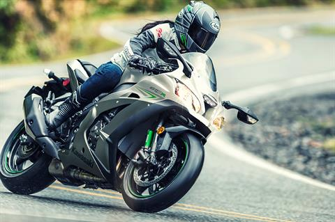 2017 Kawasaki NINJA ZX-10R ABS in Wilkesboro, North Carolina
