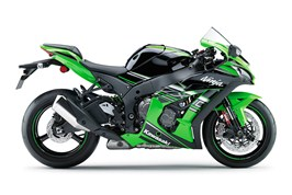 2017 Kawasaki NINJA ZX-10R ABS KRT EDITION* in Chanute, Kansas