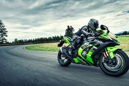 2017 Kawasaki NINJA ZX-10R ABS KRT EDITION* in Highland, Illinois