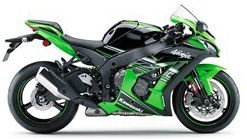 2017 Kawasaki Ninja ZX-10R KRT EDITION in Mount Vernon, Ohio