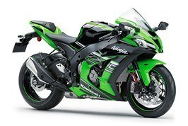 2017 Kawasaki NINJA ZX-10R KRT EDITION* in Rock Falls, Illinois