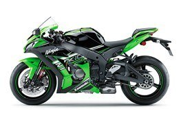 2017 Kawasaki NINJA ZX-10R KRT EDITION* in Freeport, Illinois