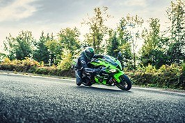 2017 Kawasaki NINJA ZX-10R KRT EDITION* in Petersburg, West Virginia