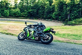 2017 Kawasaki NINJA ZX-10R KRT EDITION* in Nevada, Iowa