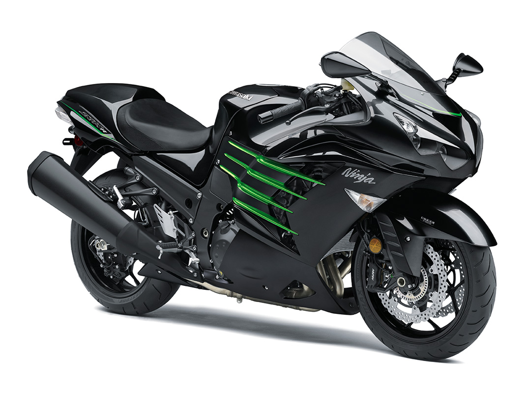2017 Kawasaki NINJA ZX-14R ABS in Kenner, Louisiana