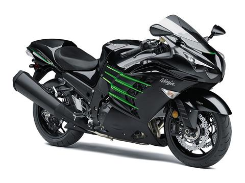 2017 Kawasaki Ninja ZX-14R ABS in Middletown, New York - Photo 4