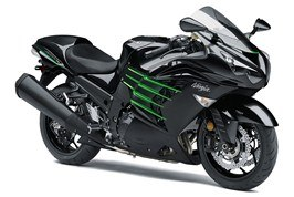 2017 Kawasaki NINJA ZX-14R ABS in Fairfield, Illinois