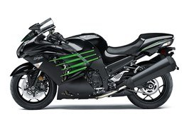 2017 Kawasaki NINJA ZX-14R ABS in Pompano Beach, Florida
