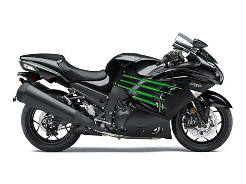 2017 Kawasaki NINJA ZX-14R ABS in Greenville, South Carolina