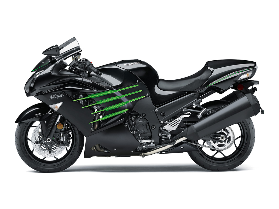 2017 Kawasaki NINJA ZX-14R ABS in Kingsport, Tennessee