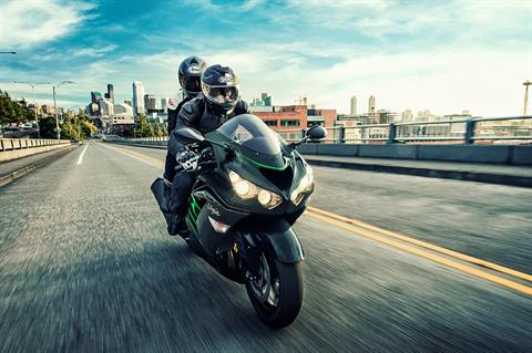 2017 Kawasaki NINJA ZX-14R ABS in Dallas, Texas