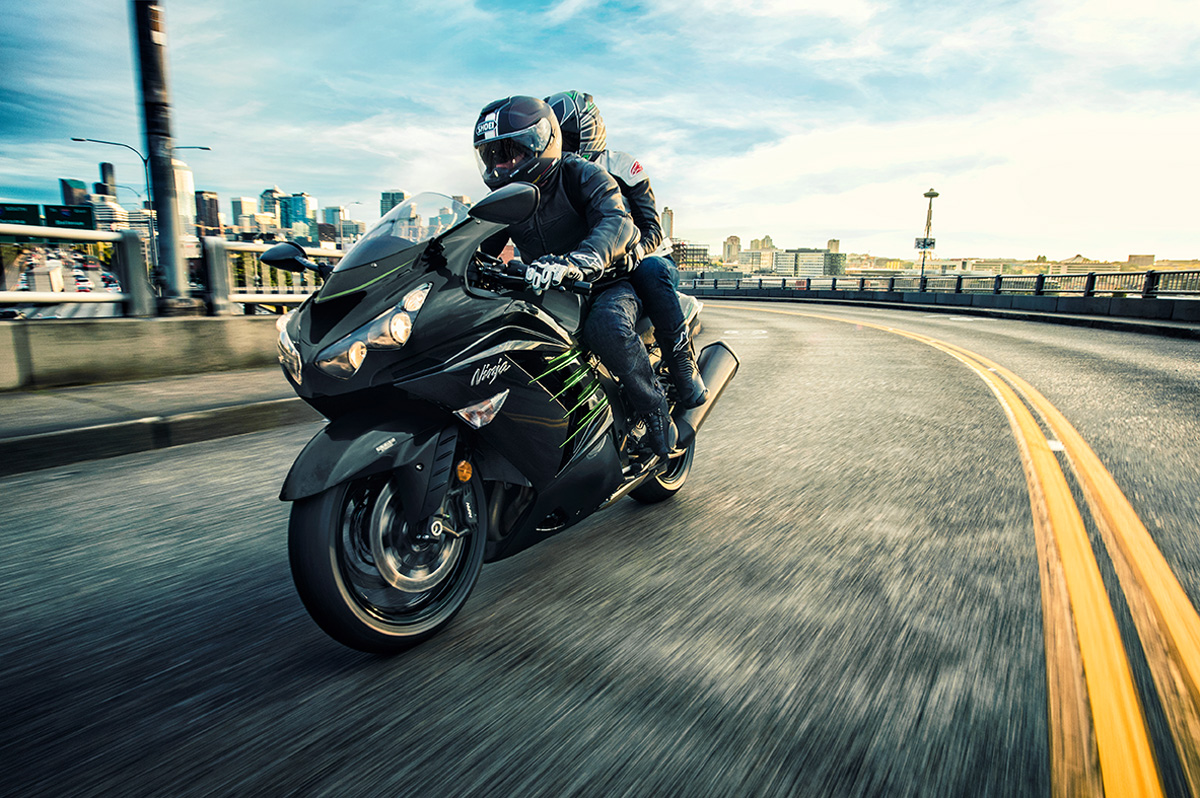 2017 Kawasaki NINJA ZX-14R ABS in Virginia Beach, Virginia