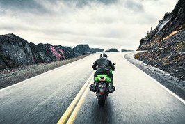 2017 Kawasaki NINJA ZX-14R ABS SE in Pendleton, New York
