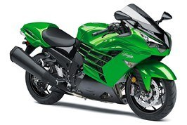 2017 Kawasaki NINJA ZX-14R ABS SE in Rock Falls, Illinois