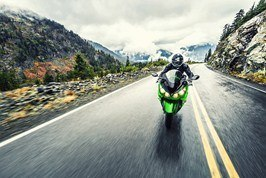 2017 Kawasaki NINJA ZX-14R ABS SE in Romney, West Virginia