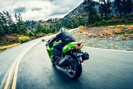 2017 Kawasaki NINJA ZX-14R ABS SE in Traverse City, Michigan