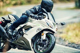 2017 Kawasaki NINJA ZX-6R in Northampton, Massachusetts