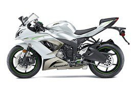2017 Kawasaki NINJA ZX-6R ABS* in Jamestown, New York