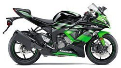2017 Kawasaki Ninja ZX-6R ABS KRT EDITION in Mount Vernon, Ohio