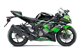 2017 Kawasaki NINJA ZX-6R ABS KRT EDITION* in Chanute, Kansas