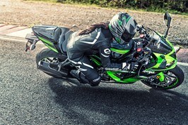 2017 Kawasaki NINJA ZX-6R ABS KRT EDITION* in Winterset, Iowa