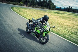 2017 Kawasaki NINJA ZX-6R ABS KRT EDITION* in Littleton, New Hampshire