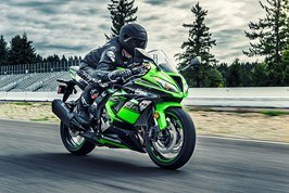 2017 Kawasaki NINJA ZX-6R ABS KRT EDITION* in Roseville, California