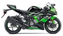 2017 Kawasaki Ninja ZX-6R ABS KRT EDITION in Dimondale, Michigan