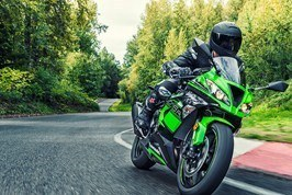 2017 Kawasaki NINJA ZX-6R KRT EDITION* in Romney, West Virginia