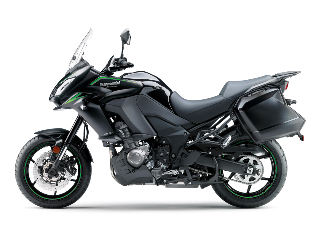 2018 Kawasaki Versys 1000 LT in Bellevue, Washington