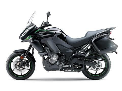 2018 Kawasaki Versys 1000 LT in Franklin, Ohio