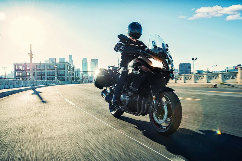 2017 Kawasaki Versys 1000 LT in Bellevue, Washington