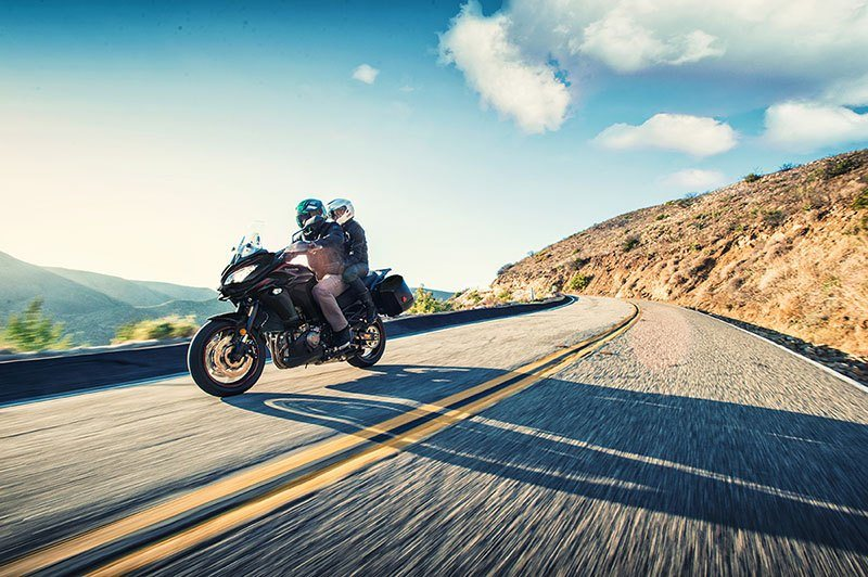 2017 Kawasaki Versys 1000 LT in Redding, California