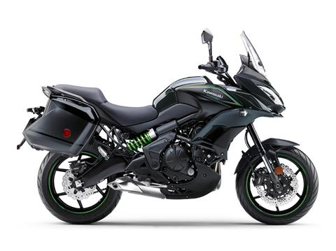 2017 Kawasaki VERSYS 650 LT in Greenville, North Carolina