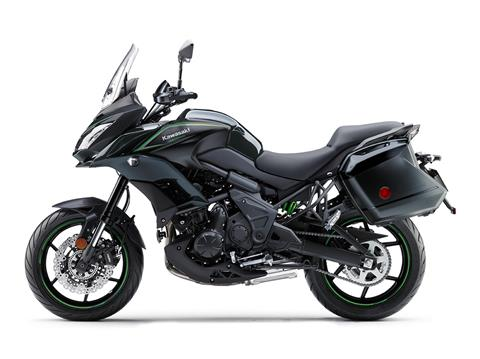 2017 Kawasaki VERSYS 650 LT in Norfolk, Virginia