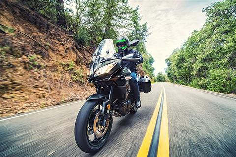 2017 Kawasaki Versys 650 LT in Huron, Ohio - Photo 7