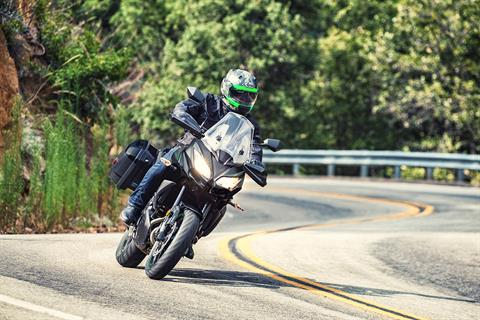 2017 Kawasaki VERSYS 650 LT in South Paris, Maine