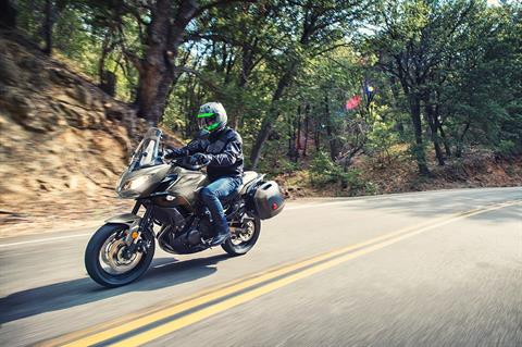 2017 Kawasaki VERSYS 650 LT in Freeport, Illinois