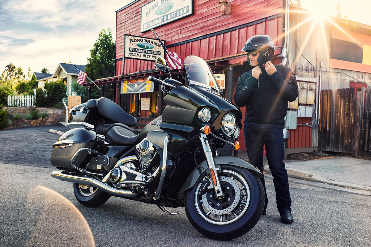 2017 Kawasaki Vulcan 1700 Voyager ABS in South Paris, Maine