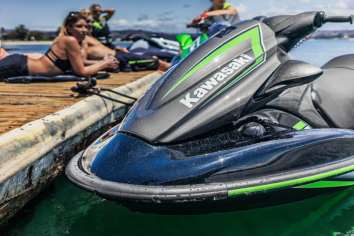 2017 Kawasaki Jet Ski STX-15F in Redding, California