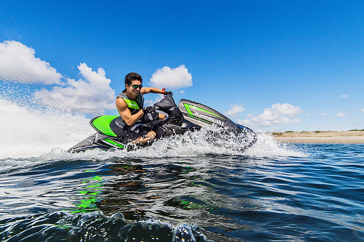 2017 Kawasaki Jet Ski STX-15F in Waterbury, Connecticut